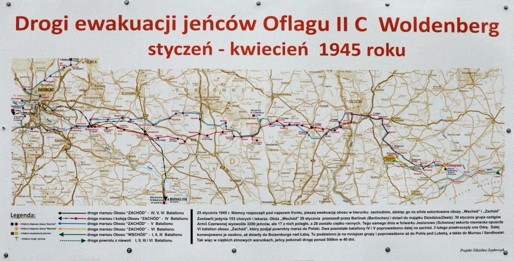4. Tablica informacyjna (fot. J. Mystkowski)